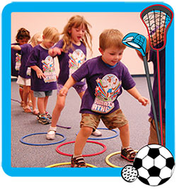 Amazing Athletes Program for Kids