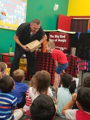 magic show camp children central
