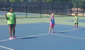 Tennis - Langhorne Summer Program for Elementary Students