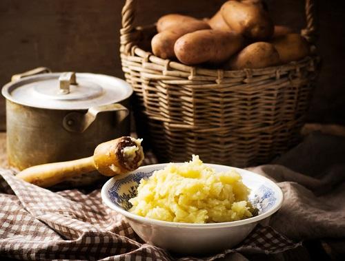 Celebrate National Potato Month