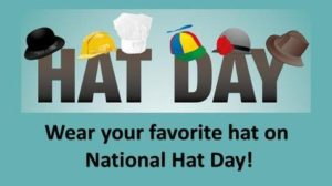 hat day poster